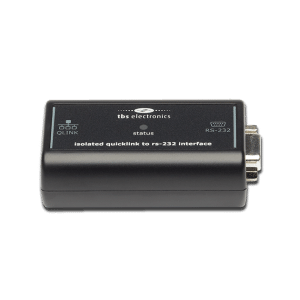 Qlink RS232 interface box